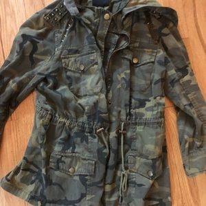 Light weight army jacket
